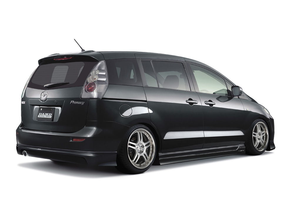 mazda premacy cr manual