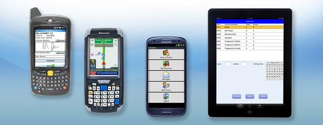 mobile doctor field service application