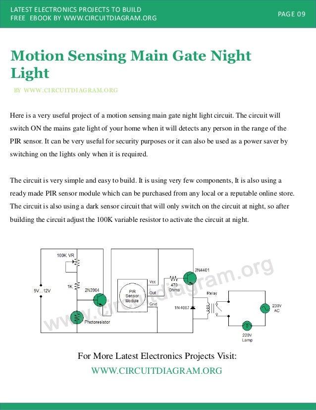 talking electronics projects pdf