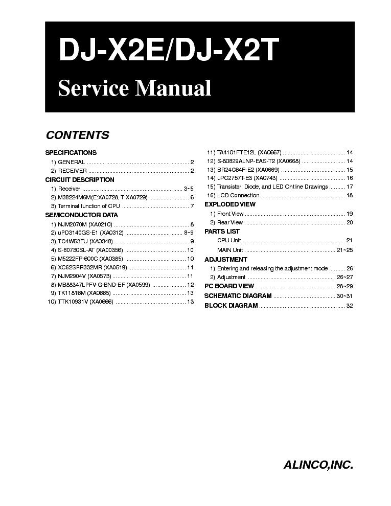 x2t user manual