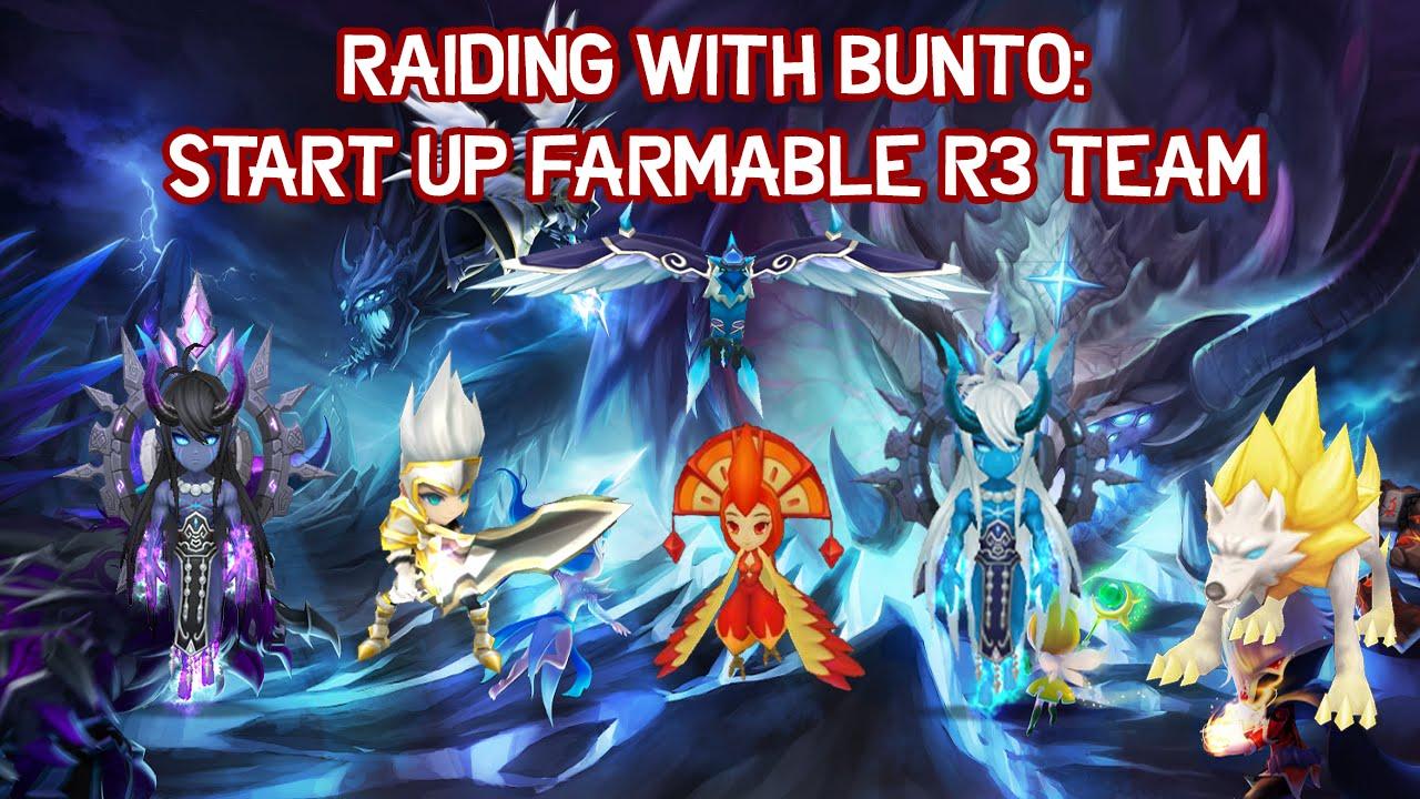 summoners war raid guide