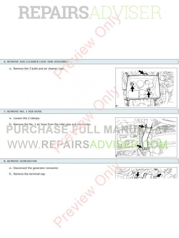 toyota prado 150 workshop manual free download