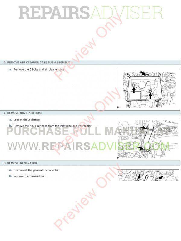 toyota prado 150 workshop manual free download