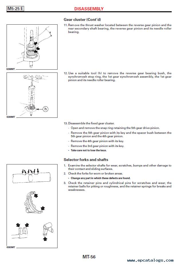 nissan cabstar workshop manual