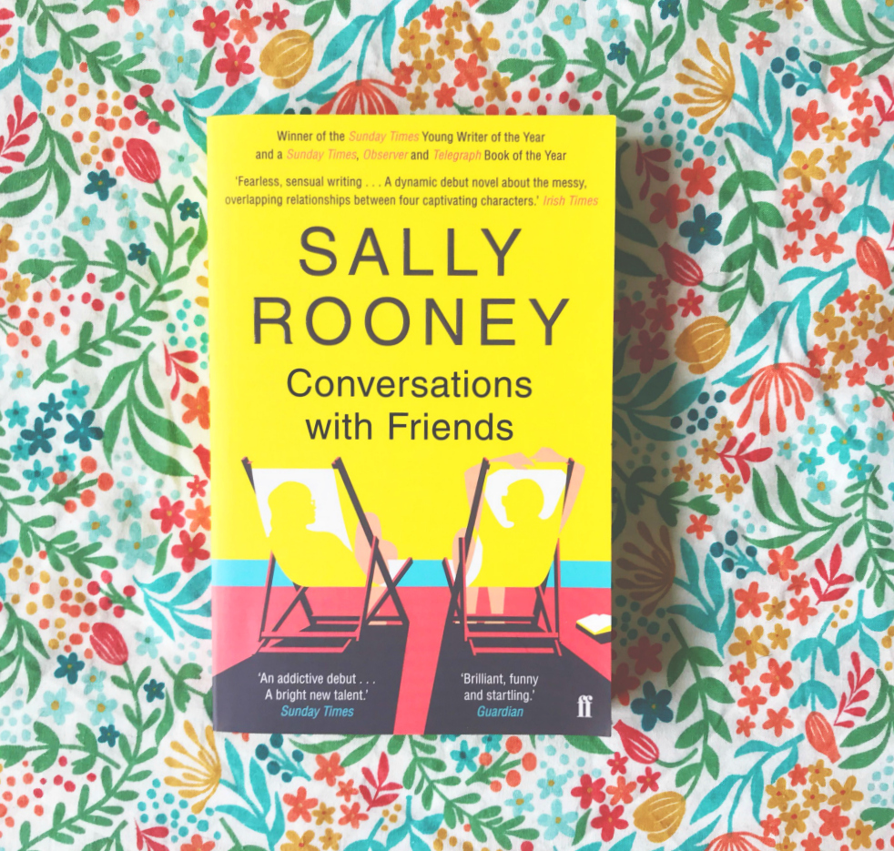 sally rooney conversations with friends pdf