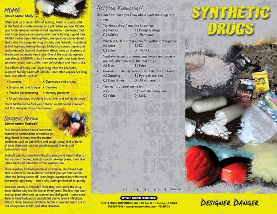 synthetic drugs pdf