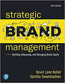 strategic brand management 4th edition pdf