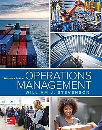 operations management by william j stevenson pdf
