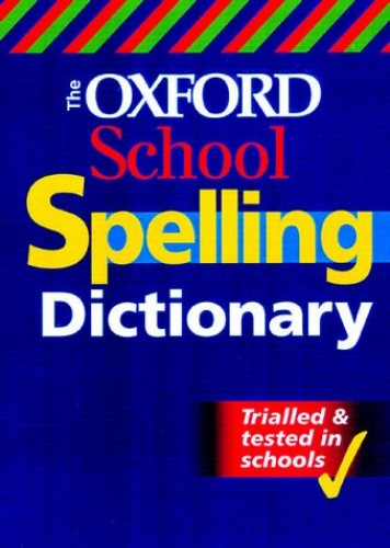 spelled or spelt oxford dictionary