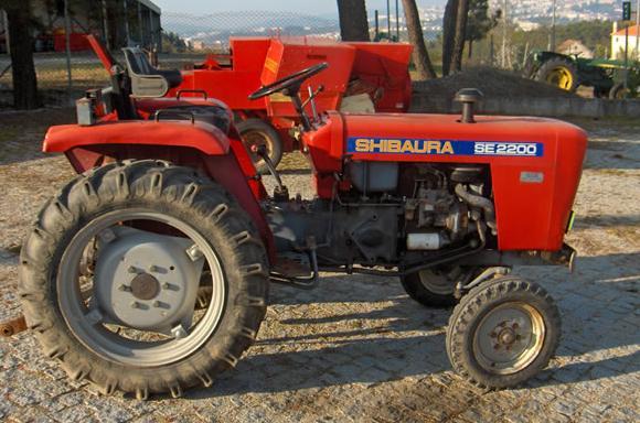 shibaura engine manual