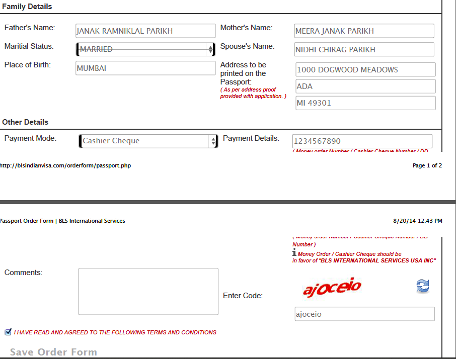 online link for passport renewal application nz