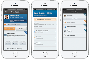 workday workforce application