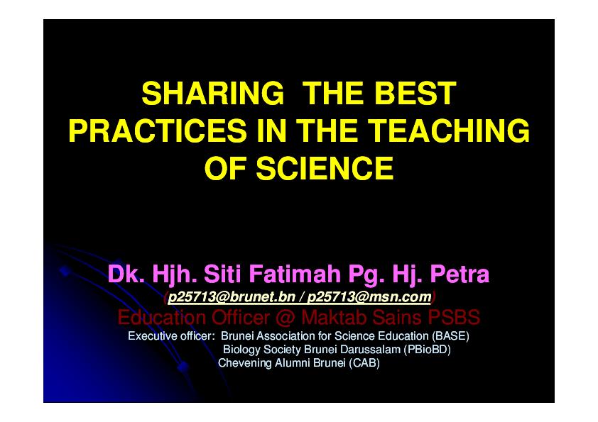 talk less teaching pdf