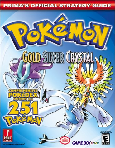 pokemon silver manual
