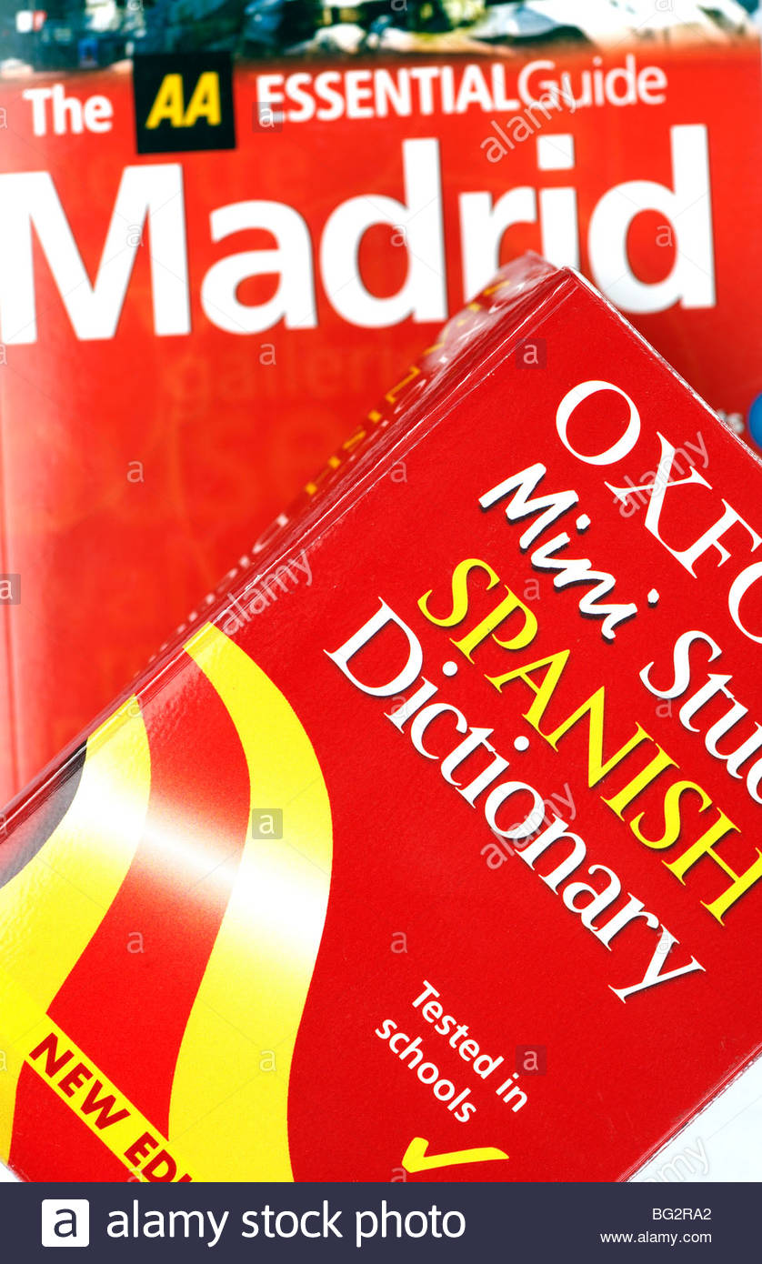 spanish dictionary with spanish definitions
