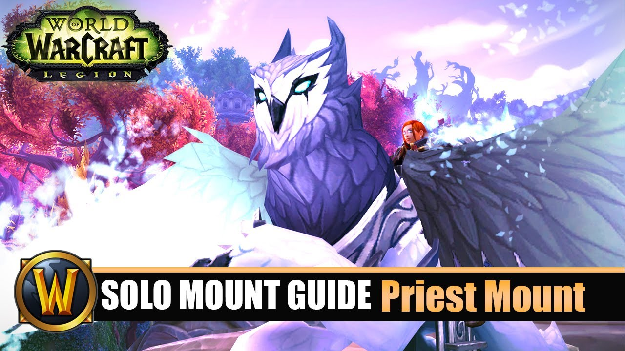 priest class mount guide