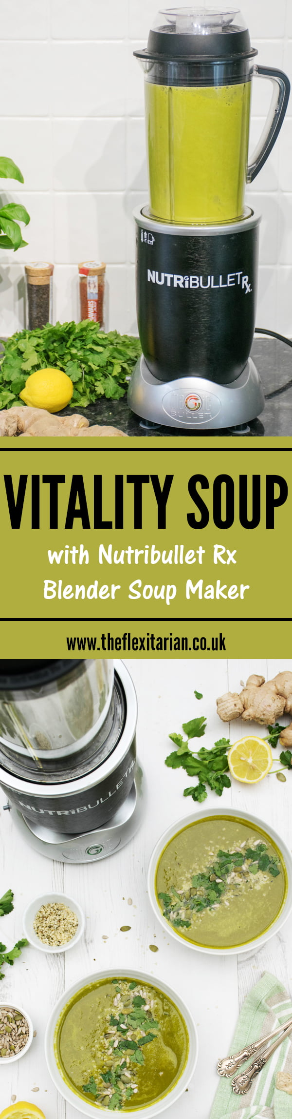 nutribullet soup recipes pdf