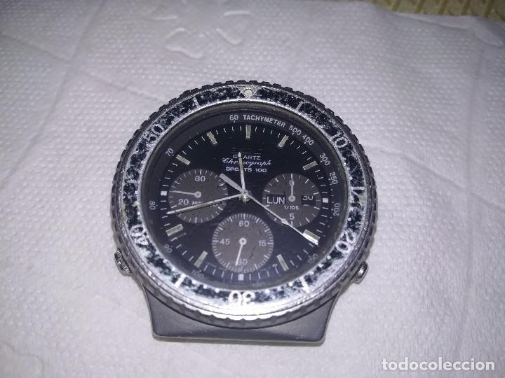 seiko sports 150 chronograph manual