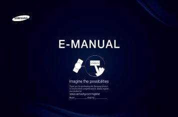 samsung series 6 smart tv manual
