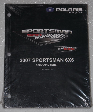 polaris parts manual 2007 hd500x2