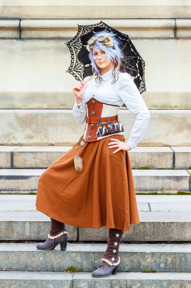 steampunk fashion guide