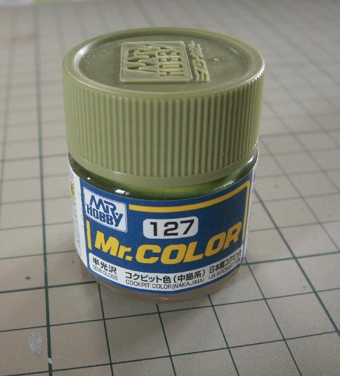 mr color paint storage instructions