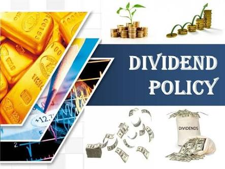 types of dividends pdf