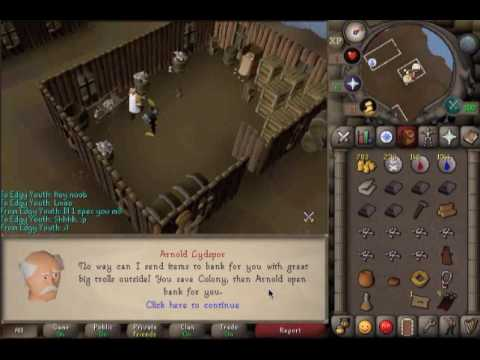 osrs pure guide