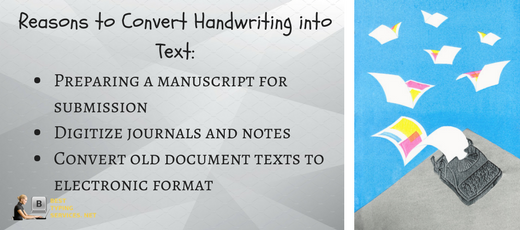 typed text to pdf