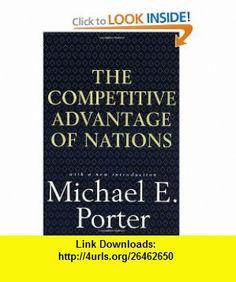 michael porter competitive advantage pdf