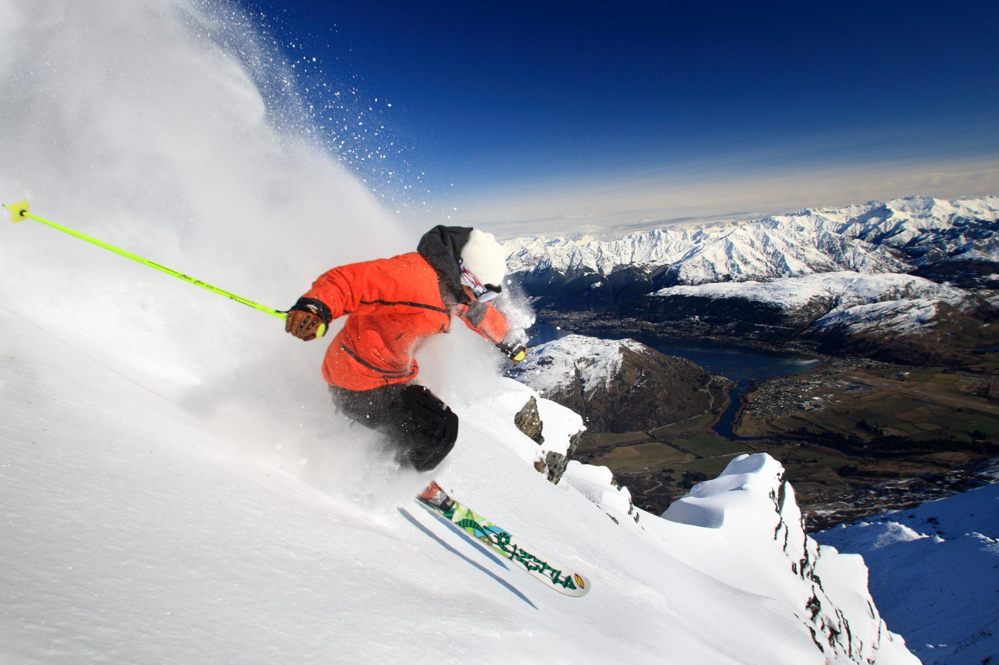 snowboard instruction new zealand