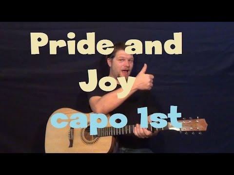 pride and joy tab pdf