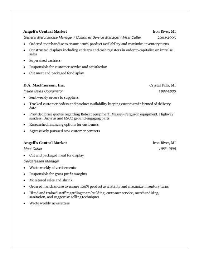 sample cutter job description