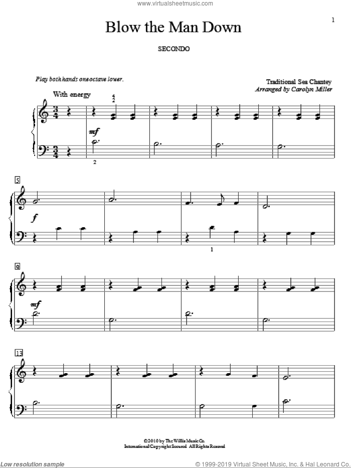 piano four hands for beginners pdf