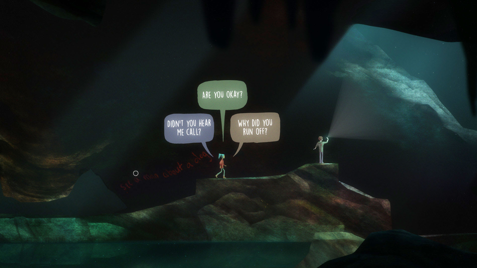 new game plus guide oxenfree