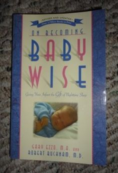on becoming baby wise pdf