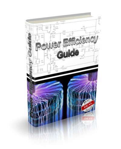 power efficiency guide blueprints