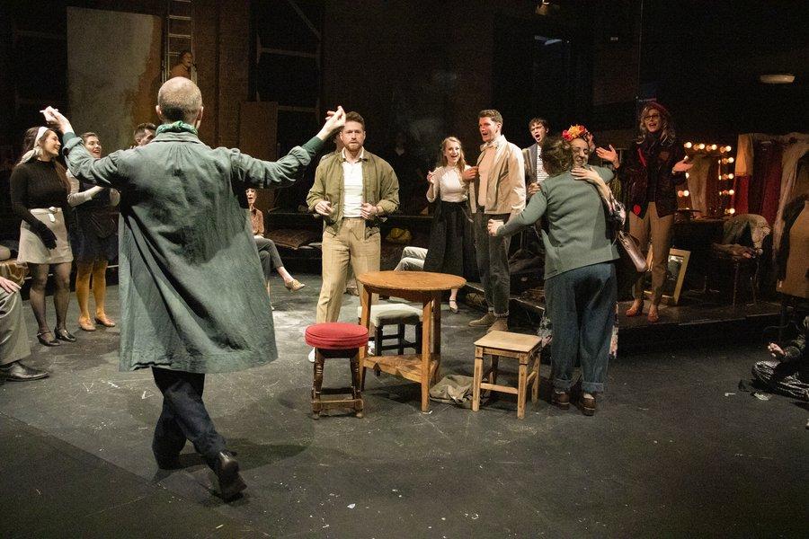rada theatre lab application