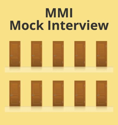 mmi interview sample questions
