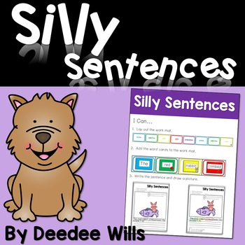 silly sentences pdf