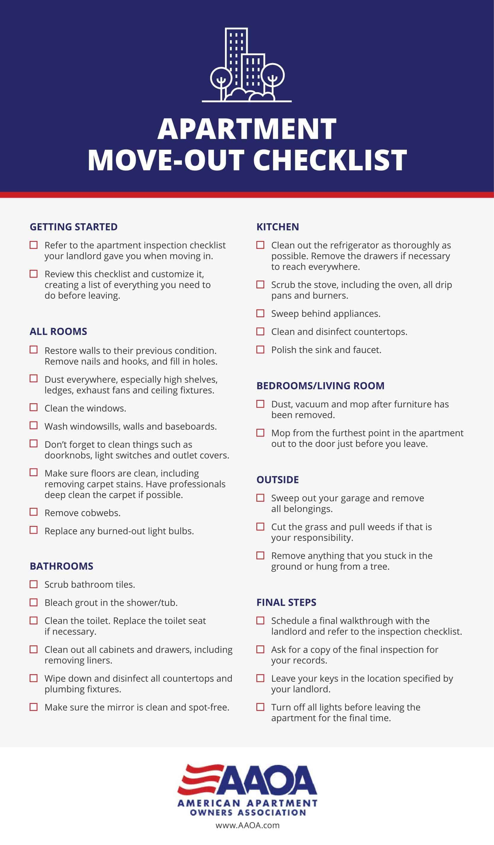 moving home checklist pdf