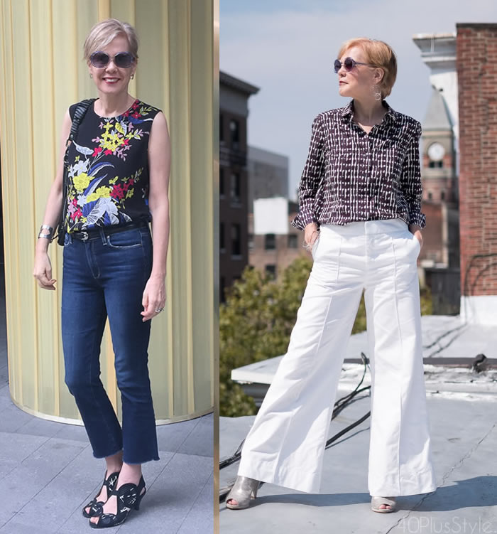 online fashion guide for 40 year olds