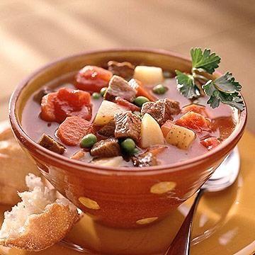 types of soup pdf