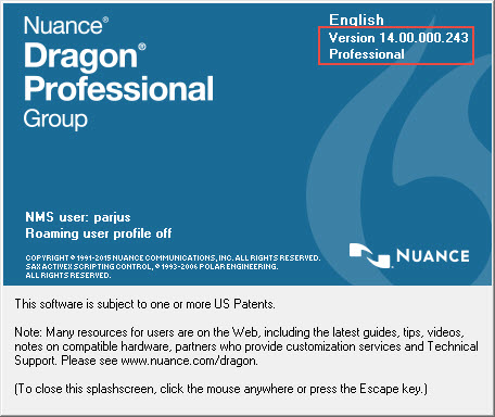 nuance dragon professional individual instructions