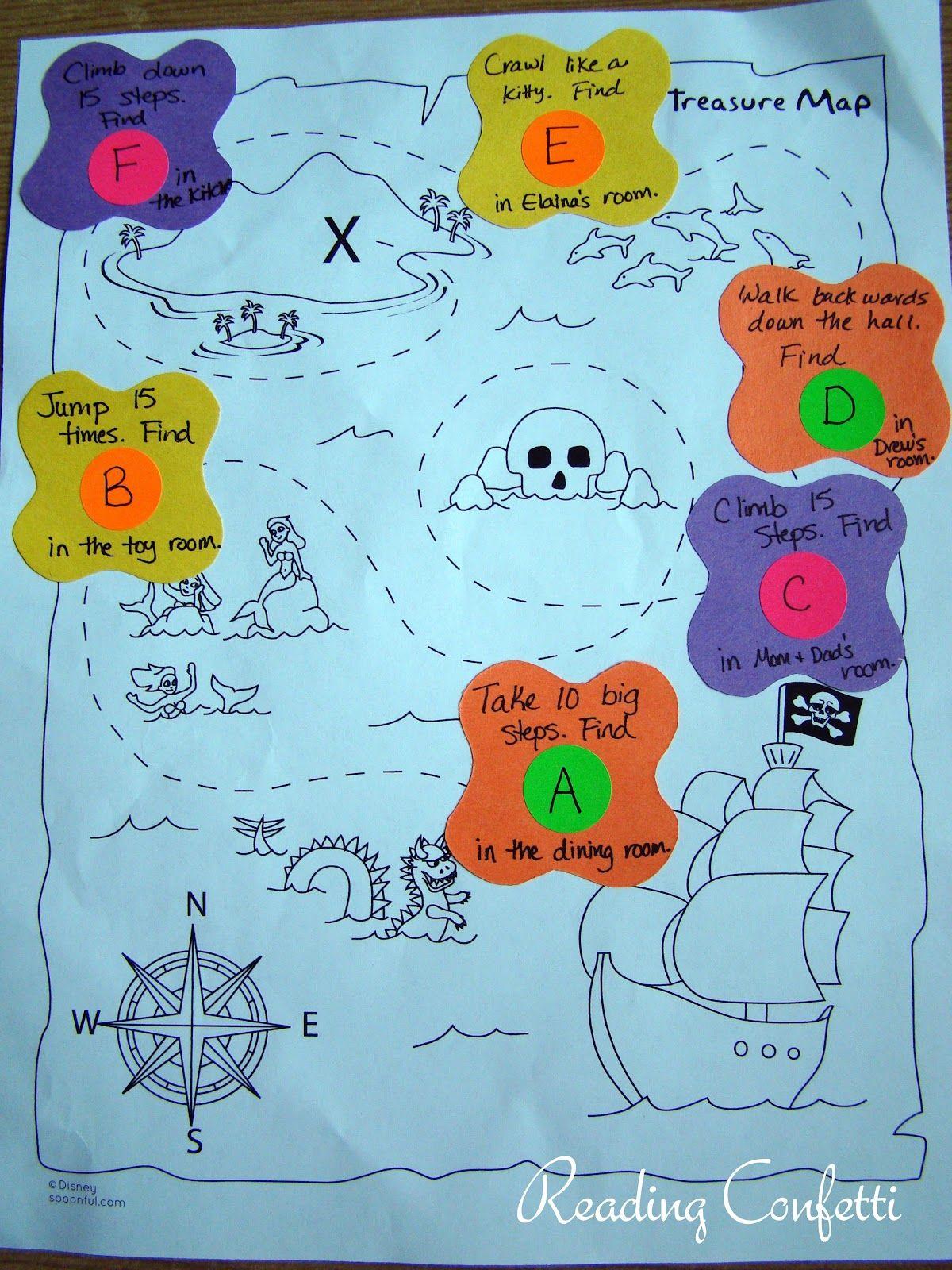 pirates treasure quick guide