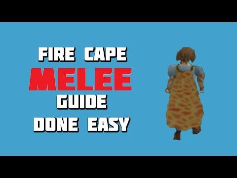 melee guide osrs