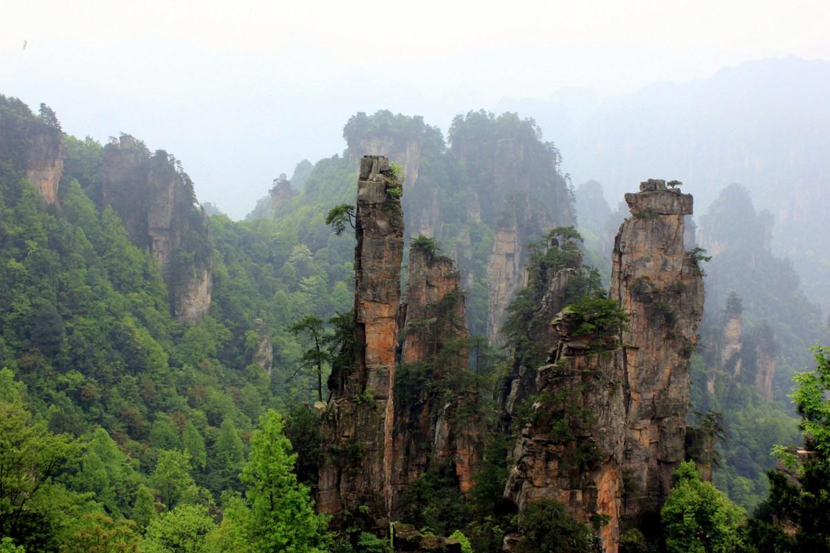zhangjiajie guide