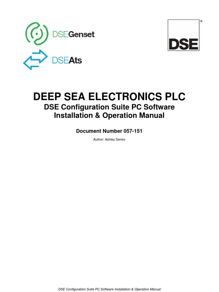 software operation manual