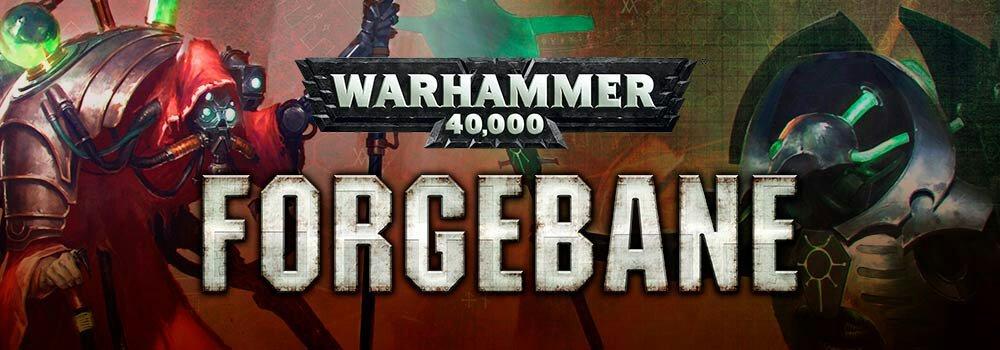 warhammer 40k forgebane instructions