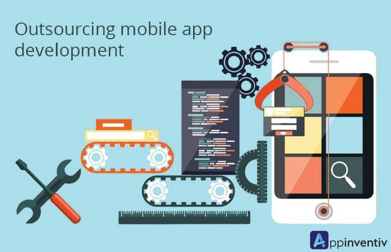 outsourcing mobile application development company
